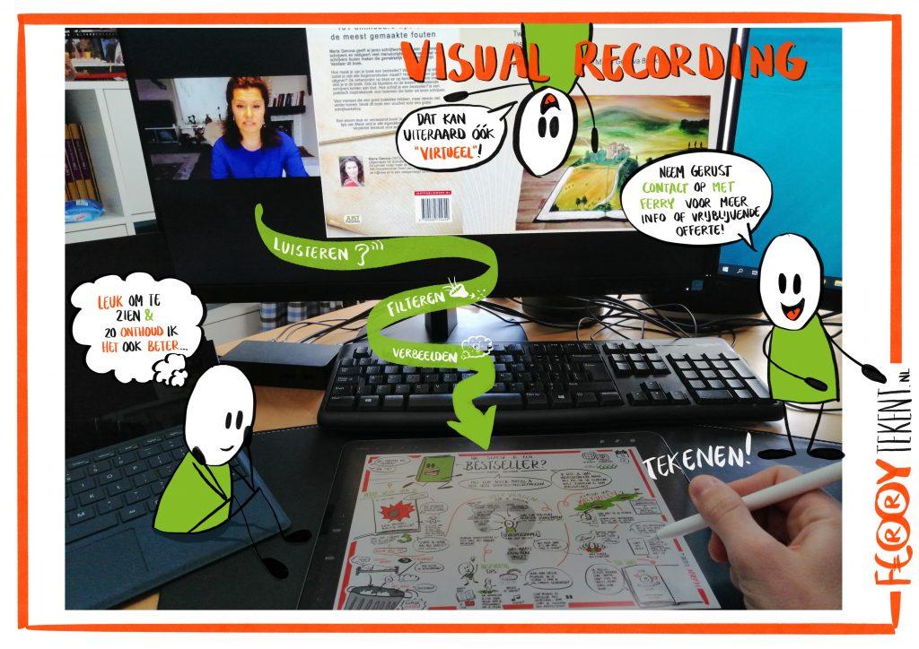 Online_Visual_Recording_Ferry_Tekent